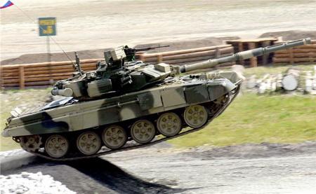 Модернизированный Т-90С Тагил