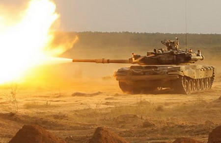 Россия приспособит танки к бою в городе