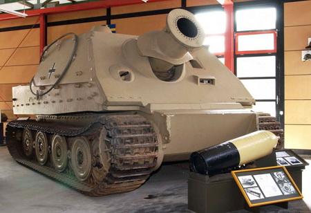 Caу штурмгигр танковый музей мюнстер