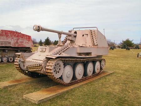 75 мм противотанковая сау мардер iii marder