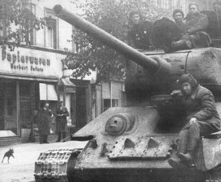 Смотреть фото Т-34-85