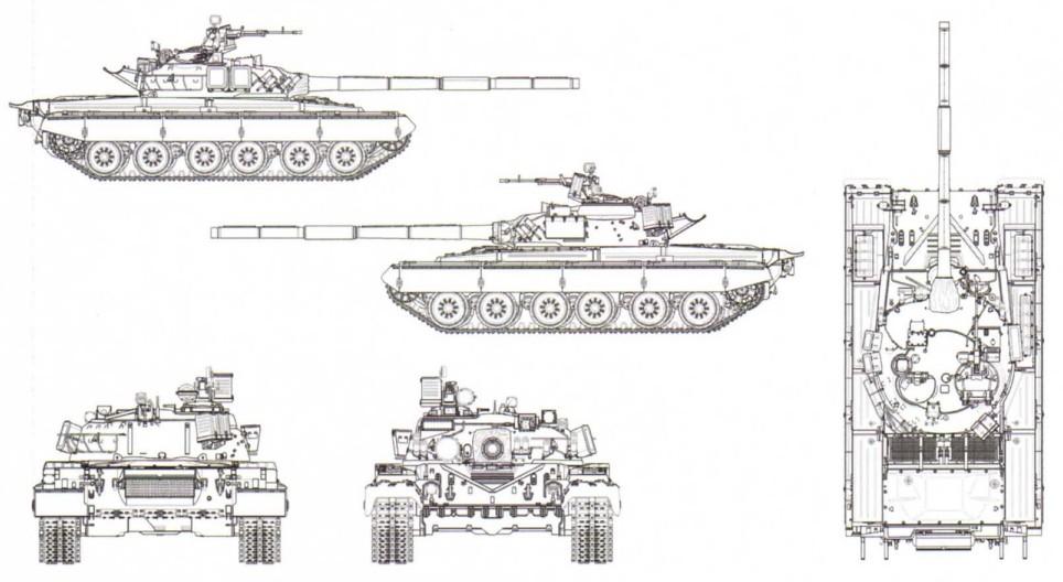должен был выпустить Т-80У